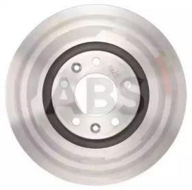 Вентилируемый тормозной диск на Ситроен С6 'A.B.S. 17766'.