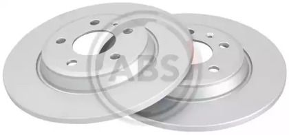 Тормозной диск на AUDI Q5 'A.B.S. 17778'.