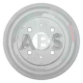 Вентилируемый тормозной диск на Дайхатсу Куоре 'A.B.S. 17794'.