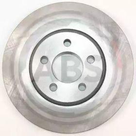Вентилируемый тормозной диск на CHRYSLER 300C 'A.B.S. 17809'.
