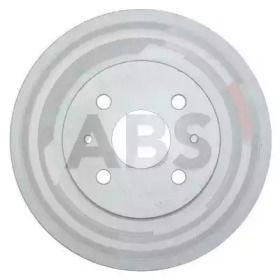 Вентилируемый тормозной диск на Дайхатсу Материа 'A.B.S. 17813'.