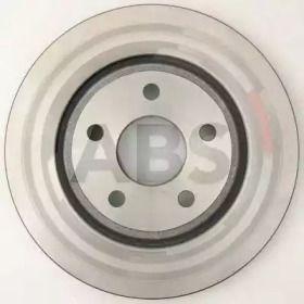 Вентилируемый тормозной диск на Джип Коммандер 'A.B.S. 17819'.