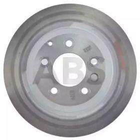 Вентилируемый тормозной диск на AUDI Q7 'A.B.S. 17824'.