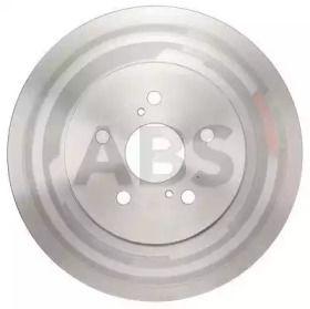 Вентилируемый тормозной диск на Тайота Харриер 'A.B.S. 17841'.