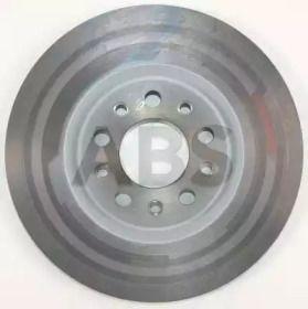 Вентилируемый тормозной диск на JEEP RENEGADE 'A.B.S. 17856'.