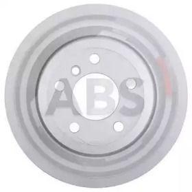 Вентилируемый тормозной диск на БМВ Х6 'A.B.S. 17870'.