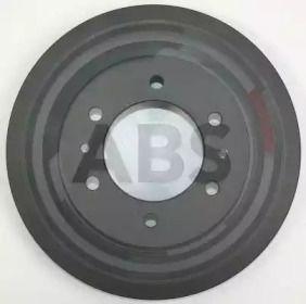 Вентилируемый тормозной диск на Хаммер Н3 'A.B.S. 17878'.