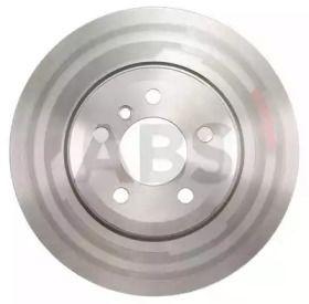 Вентилируемый тормозной диск на БМВ Х6 'A.B.S. 17894'.