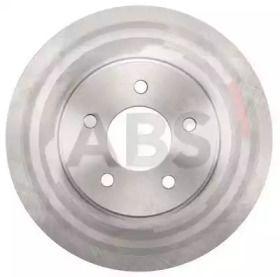 Вентилируемый тормозной диск на Мазда Трибьют 'A.B.S. 17899'.