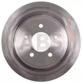Тормозной диск на MAZDA TRIBUTE 'A.B.S. 17900'.