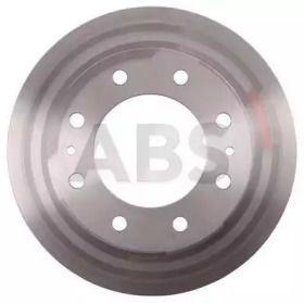 Вентилируемый тормозной диск на HUMMER H2 'A.B.S. 17932'.