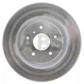 Вентилируемый тормозной диск на Ниссан 350З 'A.B.S. 17951'.