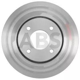 Вентилируемый тормозной диск на Смарт Фор фор 'A.B.S. 17954'.