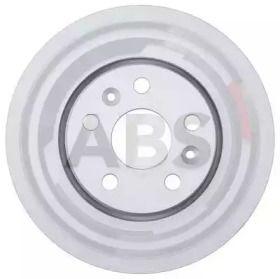 Вентилируемый тормозной диск на Мерседес Цитан 'A.B.S. 17980'.