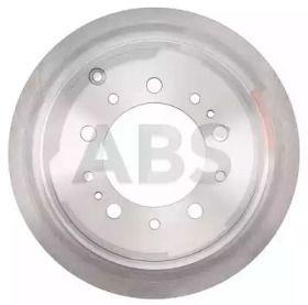 Вентилируемый тормозной диск на TOYOTA TUNDRA 'A.B.S. 17984'.