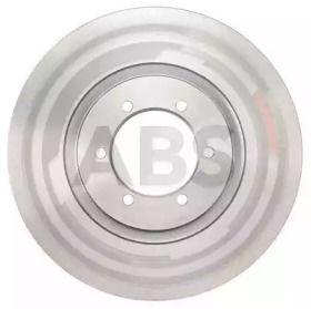 Вентилируемый тормозной диск на Хендай Терракан 'A.B.S. 18000'.