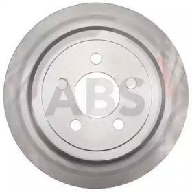 Тормозной диск на DODGE NITRO 'A.B.S. 18019'.