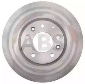 Вентильований гальмівний диск на MAZDA CX-7 A.B.S. 18030.