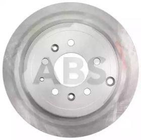 Вентильований гальмівний диск на MAZDA CX-7 A.B.S. 18031.