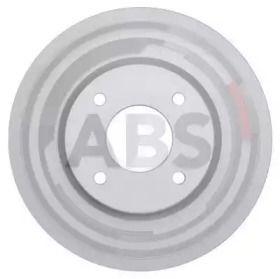 Вентилируемый тормозной диск на NISSAN CUBE 'A.B.S. 18039'.