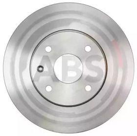 Вентилируемый тормозной диск на Додж Рам 'A.B.S. 18051'.
