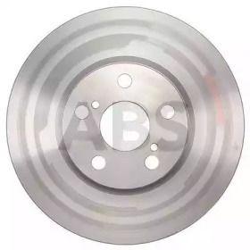 Вентилируемый тормозной диск на TOYOTA URBAN CRUISER 'A.B.S. 18060'.
