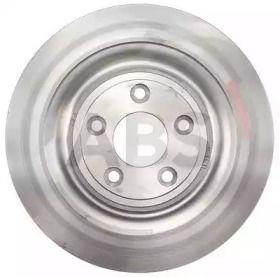 Вентилируемый тормозной диск на Ягуар ХК 'A.B.S. 18090'.
