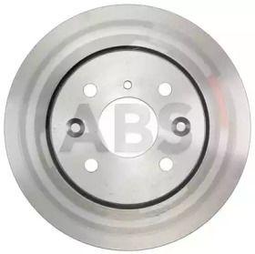 Вентилируемый тормозной диск на Киа Шума 'A.B.S. 18167'.
