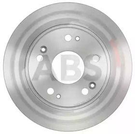 Тормозной диск на HONDA CR-Z 'A.B.S. 18174'.