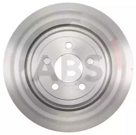 Вентилируемый тормозной диск на CHRYSLER 300C 'A.B.S. 18188'.