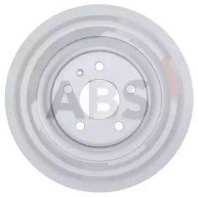 Вентилируемый тормозной диск на Ауди Ку5 'A.B.S. 18196'.