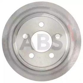 Тормозной диск на JEEP WRANGLER 'A.B.S. 18199'.