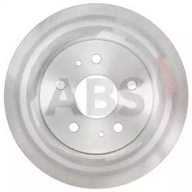 Вентилируемый тормозной диск на DAIHATSU TERIOS 'A.B.S. 18228'.