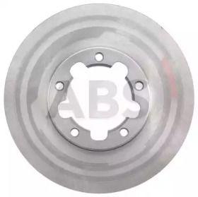 Вентилируемый тормозной диск на Ниссан Кабстар 'A.B.S. 18281'.