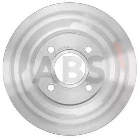Вентилируемый тормозной диск на Форд Торнео Курьер 'A.B.S. 18308'.