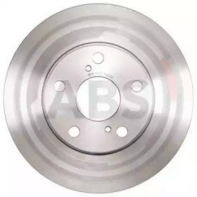 Вентилируемый тормозной диск 'A.B.S. 18318'.