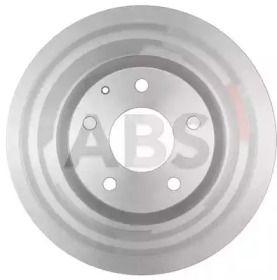Вентилируемый тормозной диск на MAZDA CX-3 'A.B.S. 18384'.