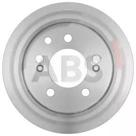 Вентилируемый тормозной диск на SSANGYONG RODIUS 'A.B.S. 18390'.