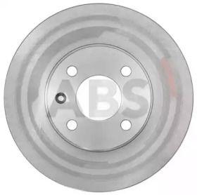 Вентилируемый тормозной диск на Шевроле Кобальт 'A.B.S. 18403'.