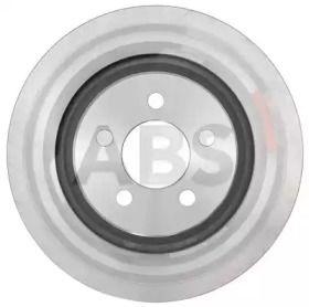 Вентилируемый тормозной диск на Додж Нитро 'A.B.S. 18404'.