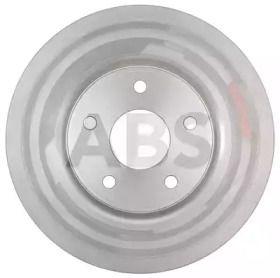 Вентилируемый тормозной диск на LANCIA VOYAGER 'A.B.S. 18405'.