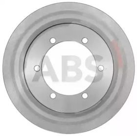 Тормозной диск на NISSAN CABSTAR 'A.B.S. 18416'.