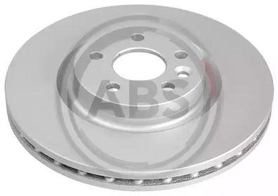 Вентилируемый тормозной диск на Дискавери Спорт 'A.B.S. 18461'.