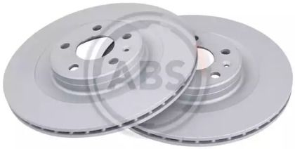 Вентилируемый тормозной диск на Вольво С90 'A.B.S. 18567'.