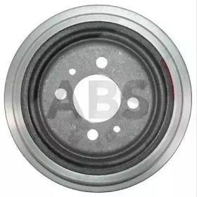 Тормозной барабан на Рено Меган 'A.B.S. 2393-S'.