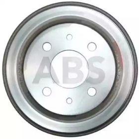 Тормозной барабан на FIAT SEICENTO 'A.B.S. 2419-S'.