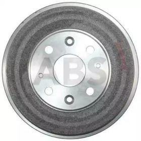 Тормозной барабан на MAZDA DEMIO 'A.B.S. 2435-S'.