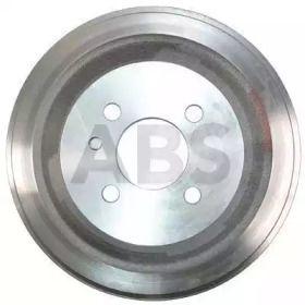 Тормозной барабан на BMW 3 'A.B.S. 2497-S'.
