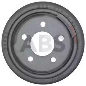 Тормозной барабан на JEEP WRANGLER 'A.B.S. 2506-S'.