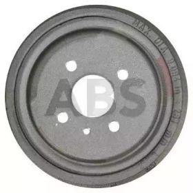 Тормозной барабан на OPEL COMBO 'A.B.S. 2653-S'.